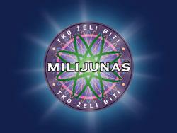 Kviz Milioner - Milijunaš